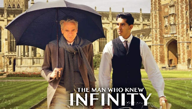 73 The Man who knew Infinity