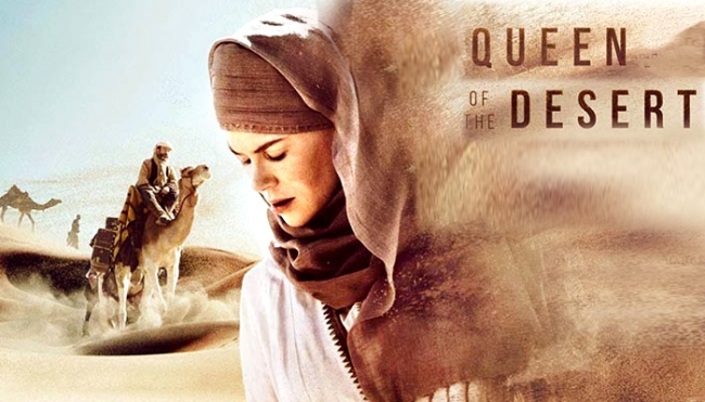 83 Queen of the Desert