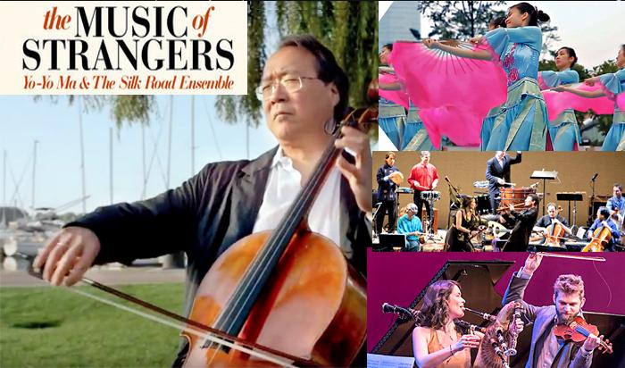 88 The Music of Strangers