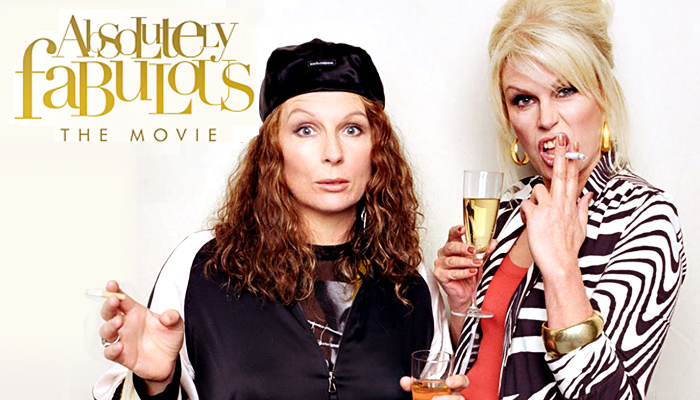 Absolutely Fabulous The Movie Subtitles