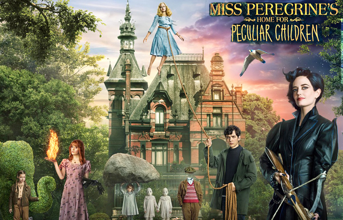 Miss Peregrine's Home for Peculiar Children (2016) | CineMuseFilms