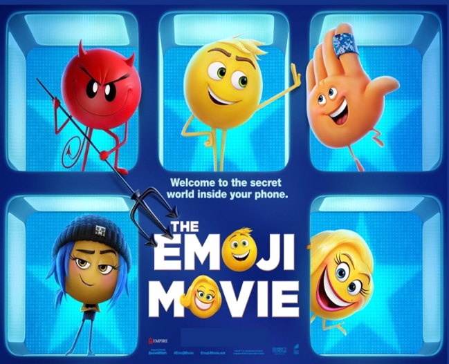 236 The Emoji Movie