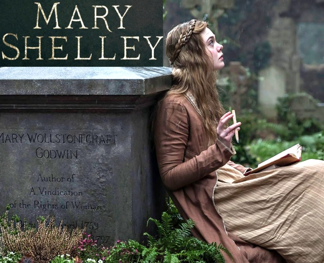245 Mary Shelley