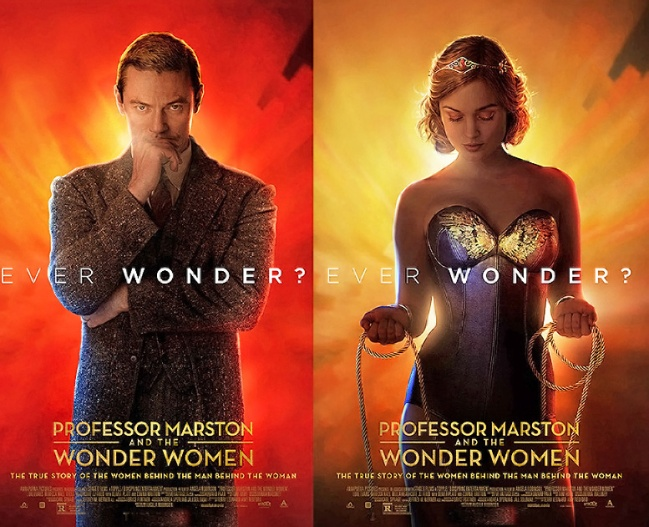 247 Professor Marston & Wonder-Women