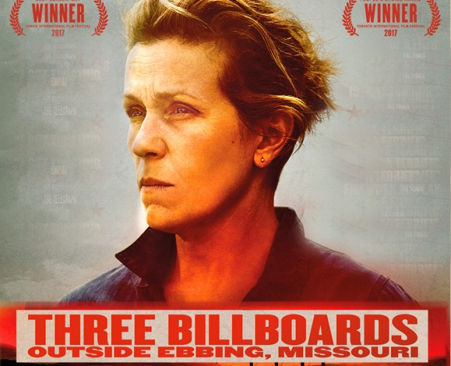 253 Three Billboards