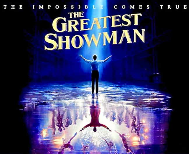 256 The greatest-showman
