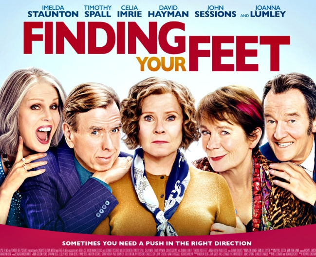 269 Finding Your Feet