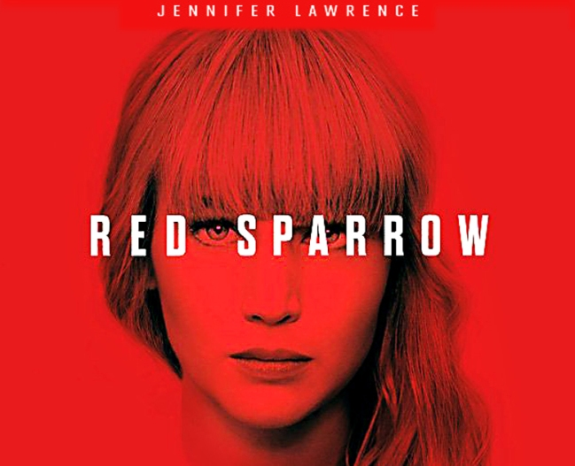 271 Red Sparrow