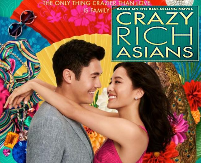 298 Crazy Rich Asians