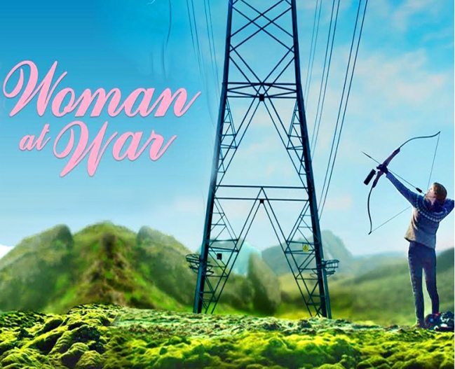 316 Woman at War
